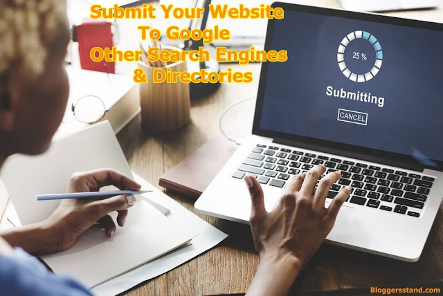 Website URL Submission To Search Engines & Directories Free