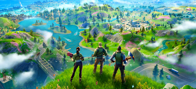Fakta Fortnite Epic Game, Salah Satu Game Online Terseru