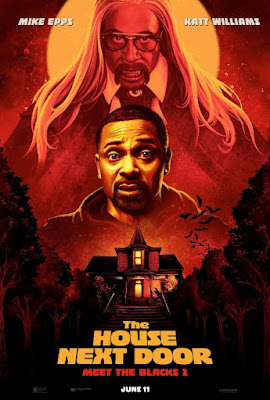 The House Next Door: Meet the Blacks 2 2021 DVD Custom HD NTSC Latino