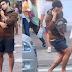 Sérgio Malheiros quase é atropelado ao atravessar a rua