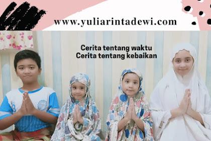 Ramadhan Baik: Saat yang Tepat Anak Belajar Mengelola Amarah
