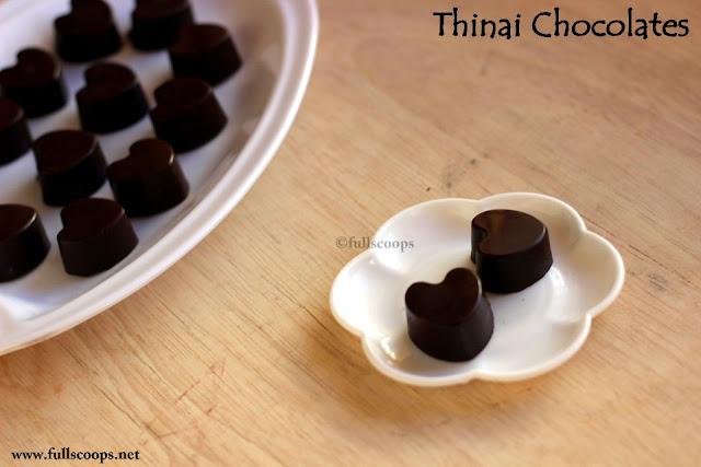 Millet Chocolates