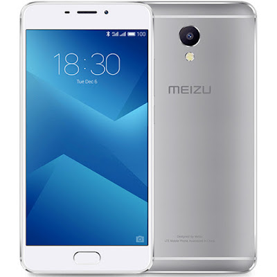 Meizu M5 Note 16 GB plata