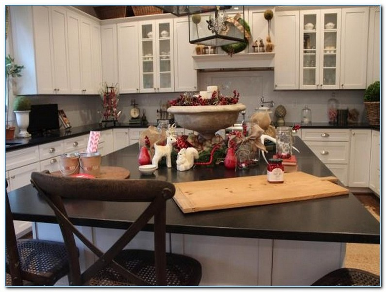 Christmas Decor For Kitchen Island Home Interior Exterior Decor Design Ideas