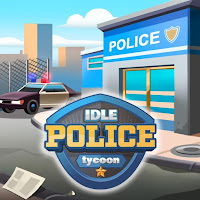Idle Police Tycoon - Cops Game apk mod com dinheiro infinito