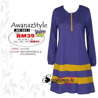 Baju_Muslimah_Awanazstyle-AV101i