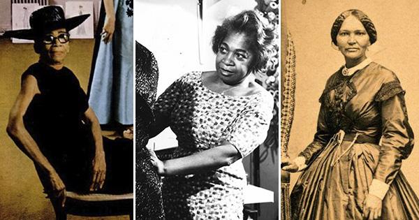 Black fashion designers, Ann Lowe, Zelda Wynn Valdes, and Elizabeth Keckley