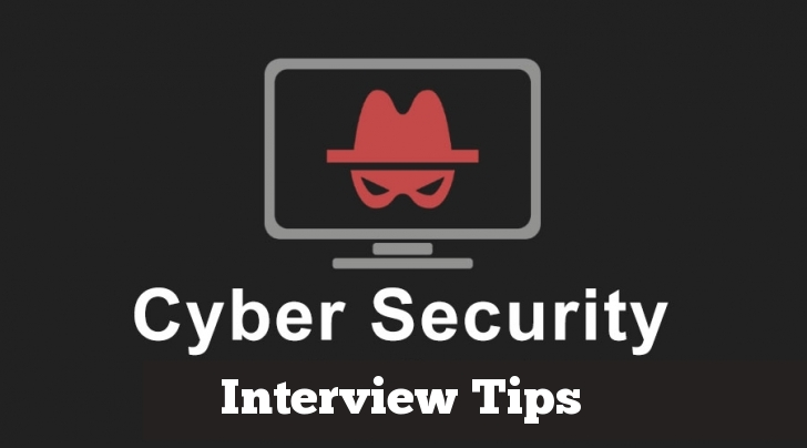 Top Interview Tips for Cybersecurity Professionals 2020