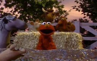 Elmo sings The Sound That's in the Air. Sesame Street The Best of Elmo