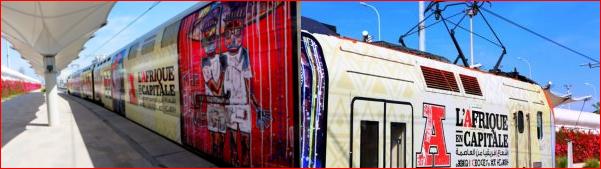 ONCF: الدورة السابعة التي تلبي الاحتياجات التي عبرت عنها شبكات السكك الحديدية الأفريقية وتوصيات الدراسة المتعلقة بإعادة تنشيط السكك الحديدية في إفريقيا