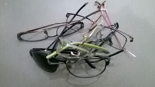 How to Recycle Broken Glasses Frame?