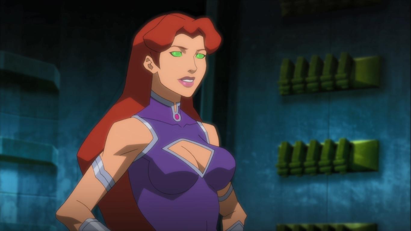 Teen Titans Starfire Vs Kitten