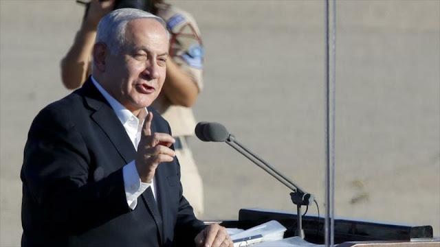 Netanyahu vuelve a amenazar a Gaza con un gran operativo militar