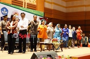 Presiden Jokowi,Pentingnya Peran Guru PAUD