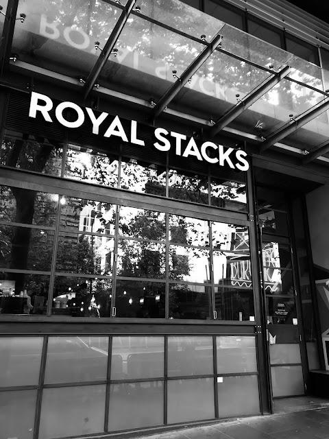Melbourne, Royal Stacks