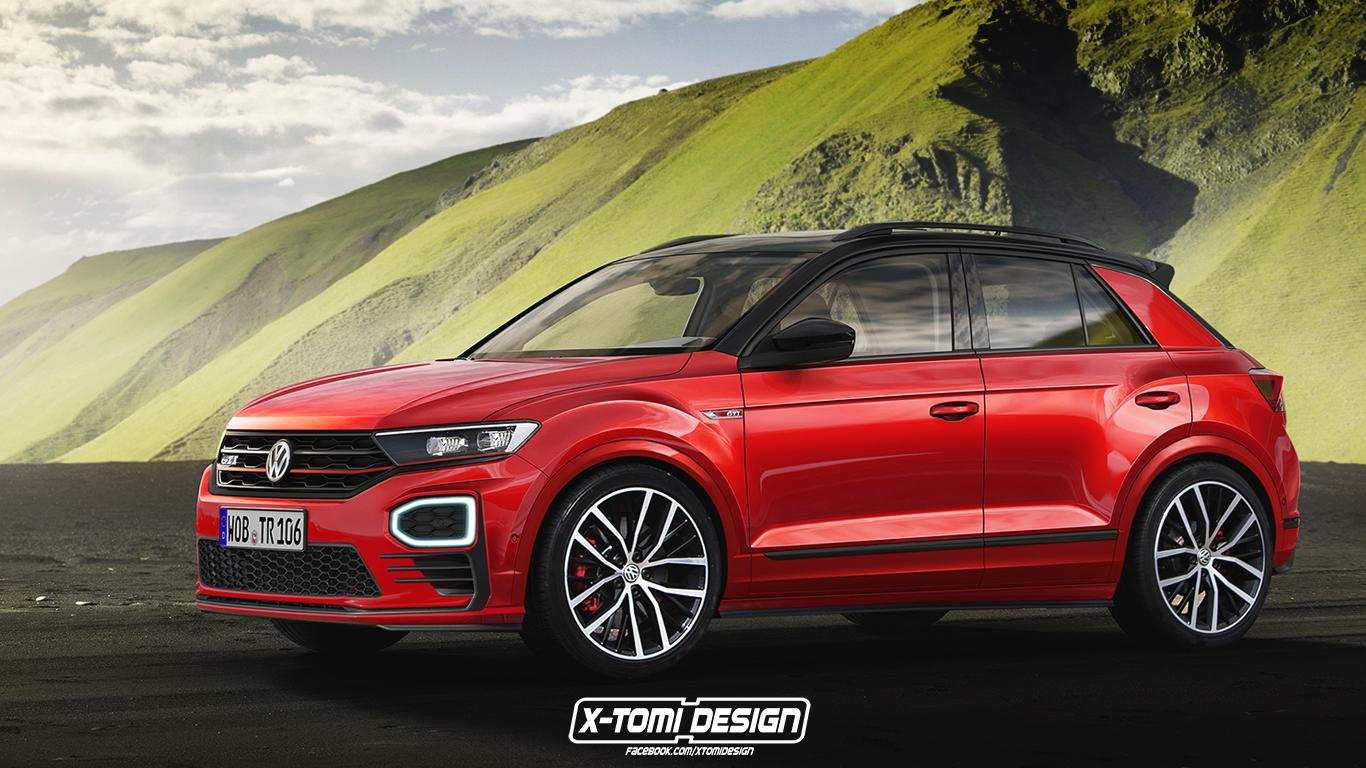 Volkswagen T-Roc (2017) - Autoforum
