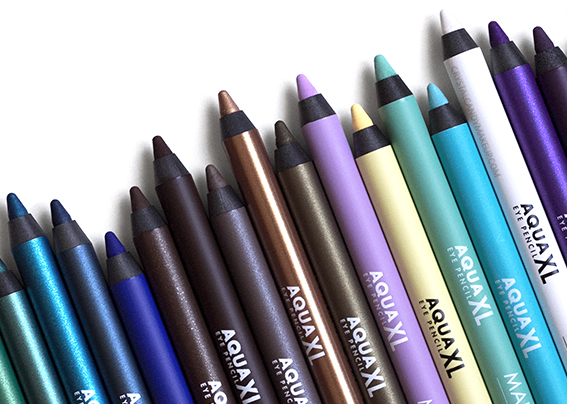 Make Up For Ever Aqua XL Eye Pencils M22 S20 I24 I32 I34 I36 ME42 S50 M60 D62 M16 M26 M30 M40 M92 M10 D12 M14 M80 I90 Review Photos Swatches
