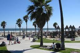 Liburan Di luar negeri Venice Beach, California
