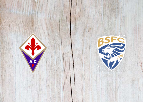 Fiorentina vs Brescia -Highlights 22 June 2020
