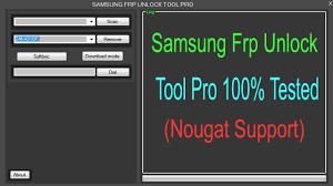 Samsung FRP Unlock Tool
