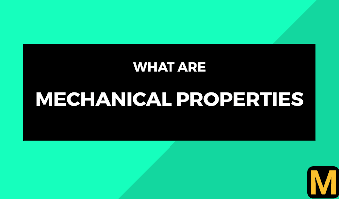 Mechanical properties of materials | The Mechanical post