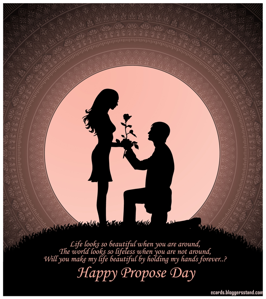 Happy propose day 8th february 2021 images with quotes