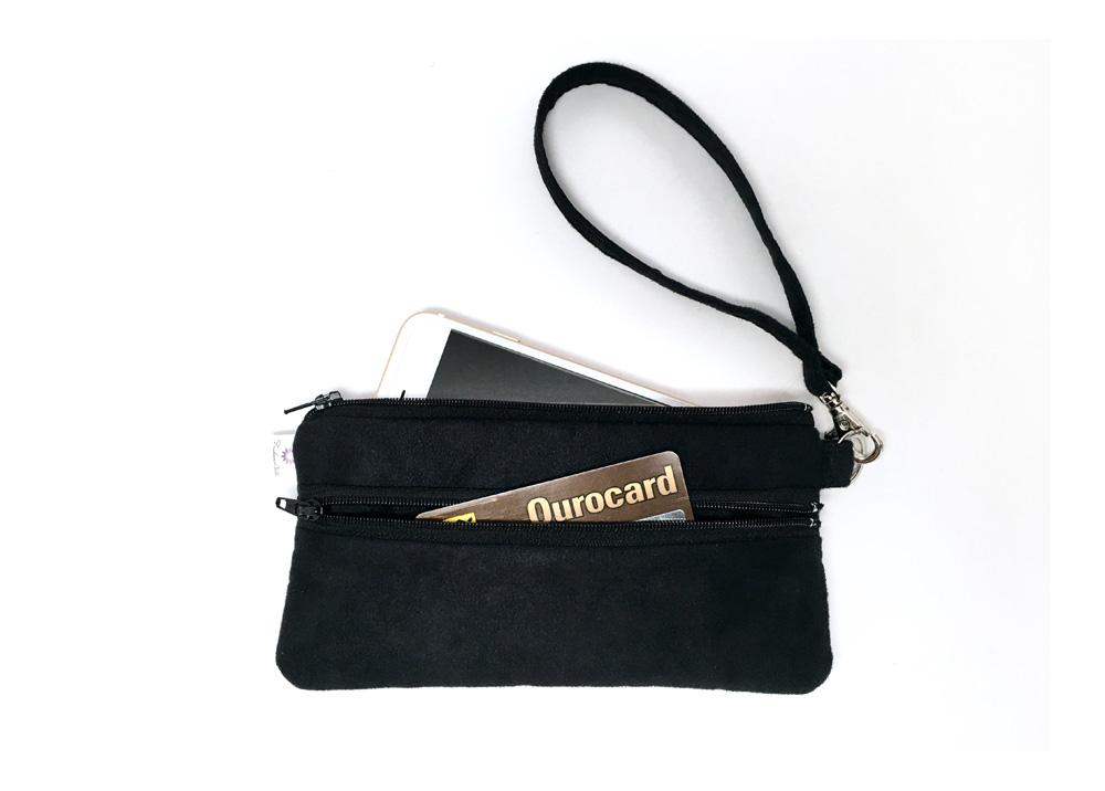 Bolsa De Mão Para Celular : Fashionarts kits para bolsa carteiras porta celulares