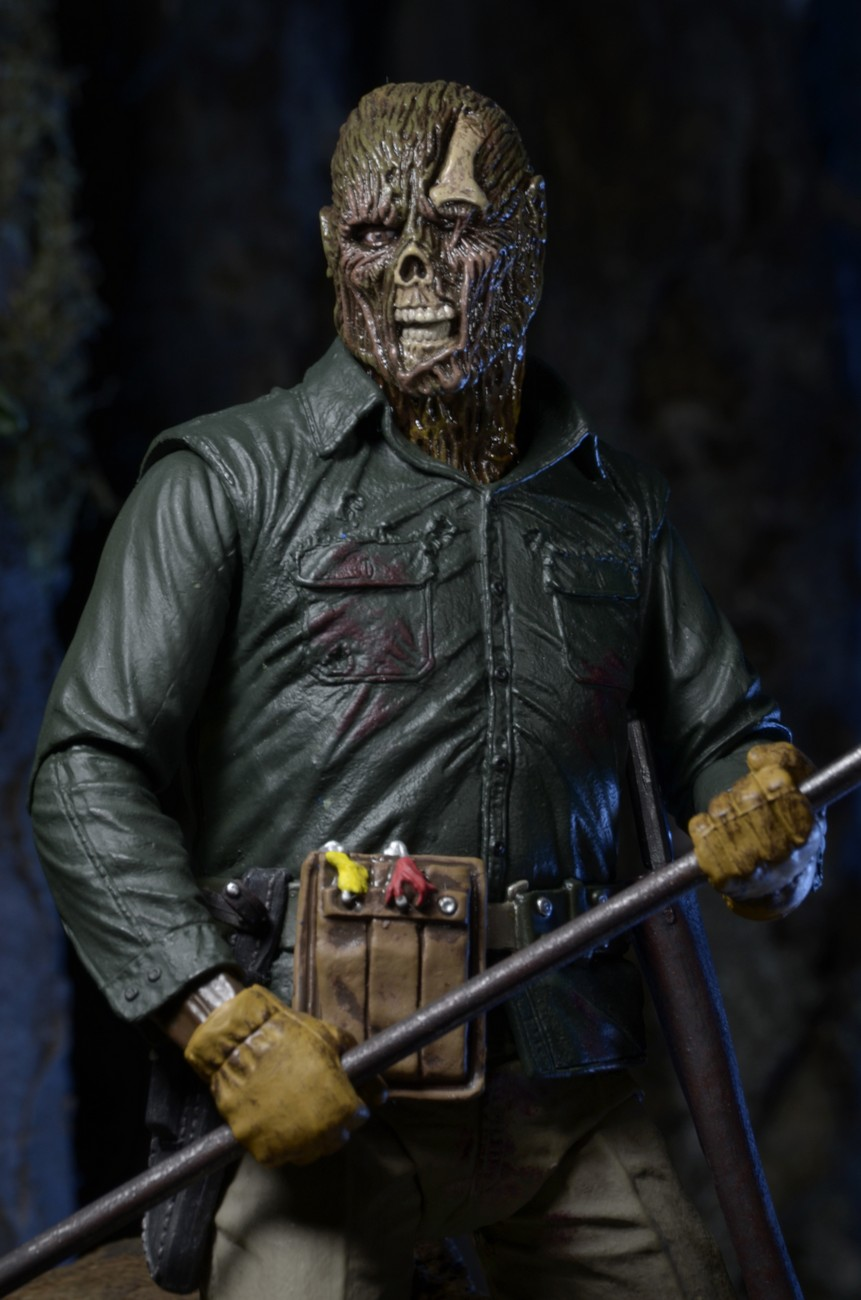 Brand New Gallery Of Neca Ultimate Jason Lives Figure Images