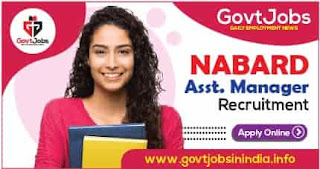 NABARD Assistant Manager Apply Online
