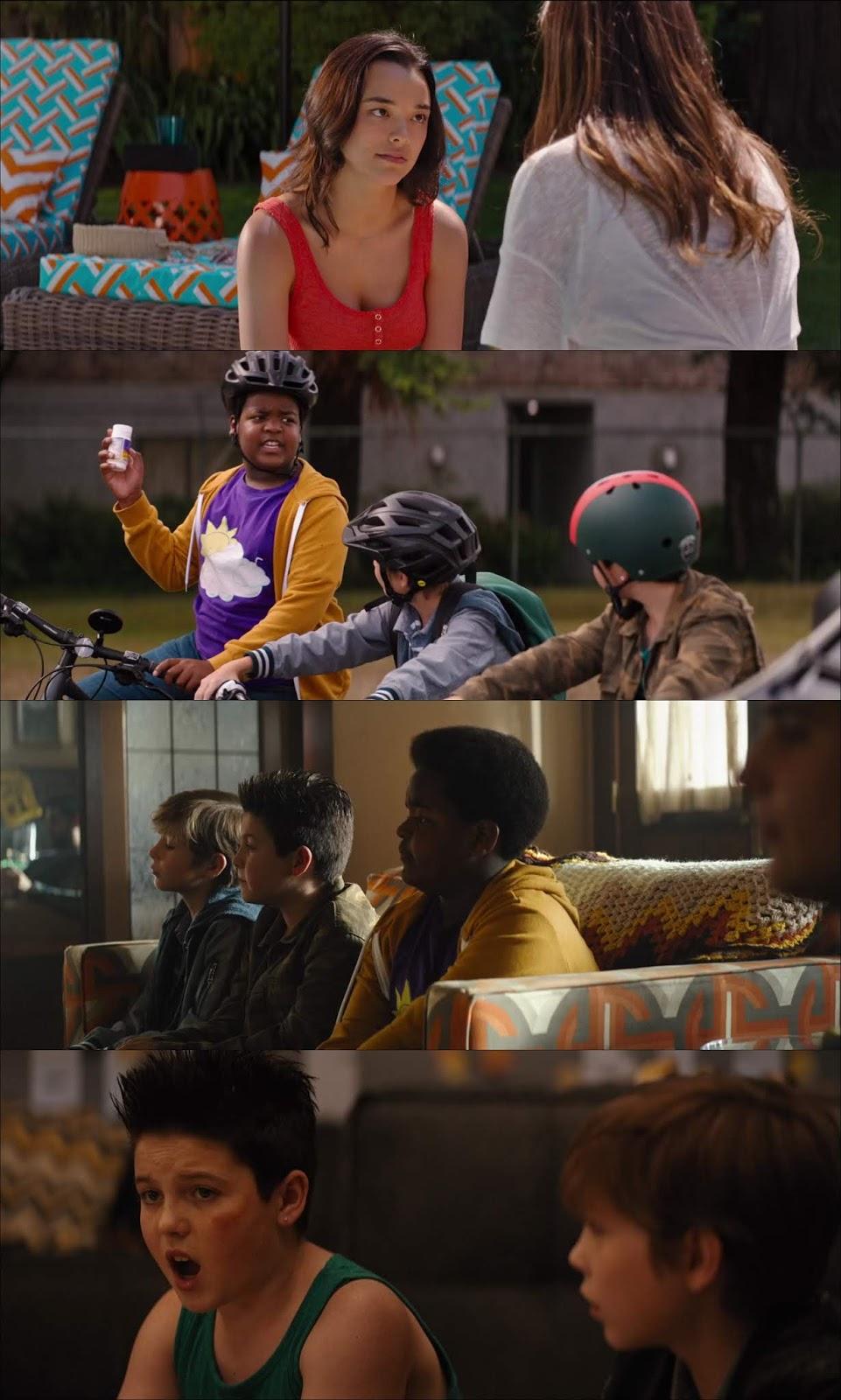 Chicos Buenos (2019) DVDRip Latino