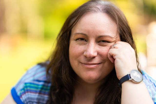The Writer's Pet: Jessica Redland (pictured) and the Hedgehog Hollow series