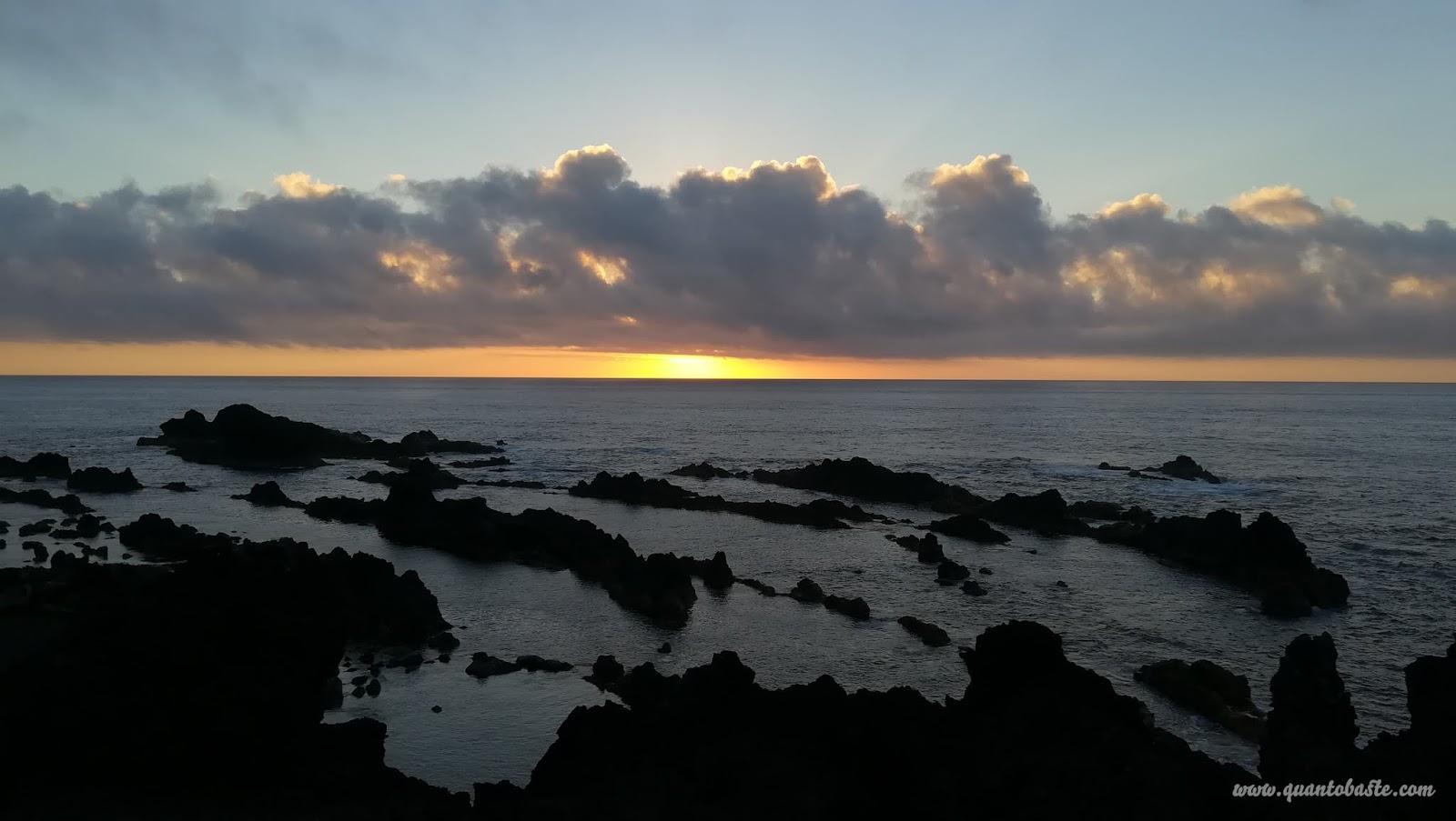 Pôr-do-sol - Mosteiros - São Miguel