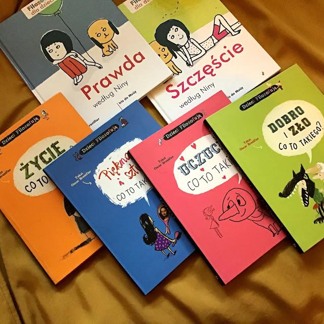 Oscar Brenifier filozofuje z dziećmi, czyli sztuka stawiania pytań