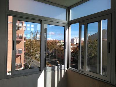 Cerramientos de terrazas y galerías en Zaragoza