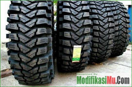 Maxxis Trepador Tyre - Daftar Harga Ban Mobil Maxxis Untuk Harian dan OffRoad Racing Terbaru