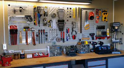 Pegboard Photo Contest Winner 2015 Q2
