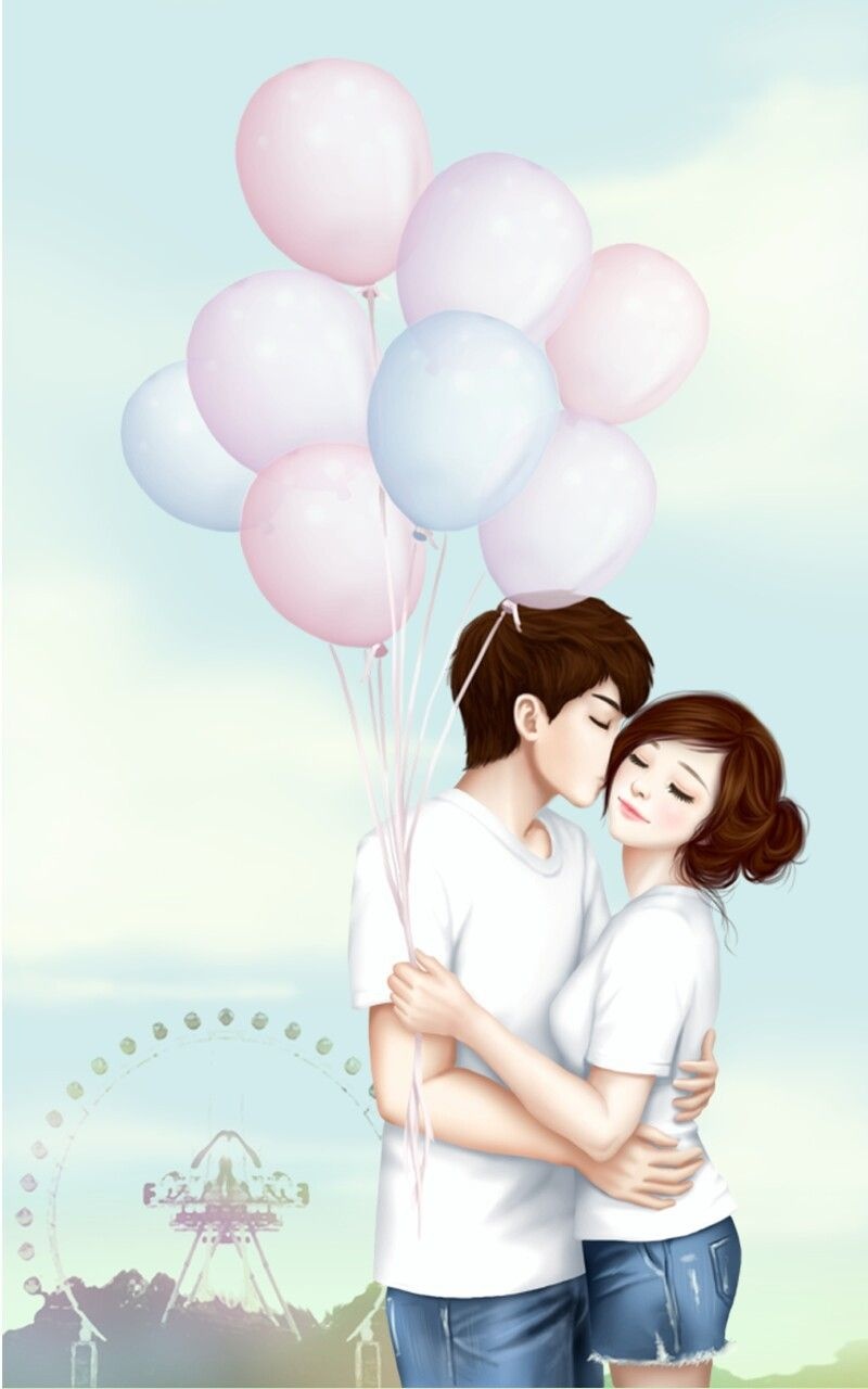 Love wallpaper couple
