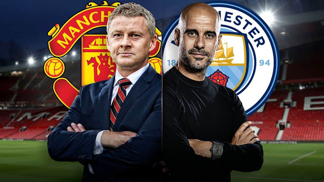 Manchester United vs Manchester City Possible Line-Ups EFL Cup