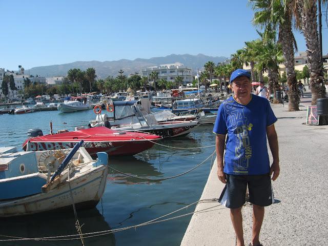 Kos Adası, Yunanistan