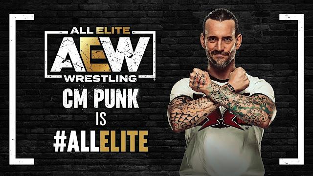 AEW Rampage Return CM Punk