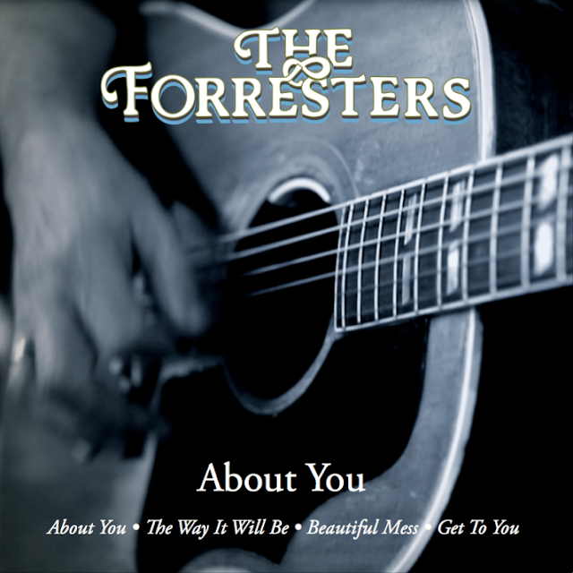 The Forresters - About you (EP) (2019)