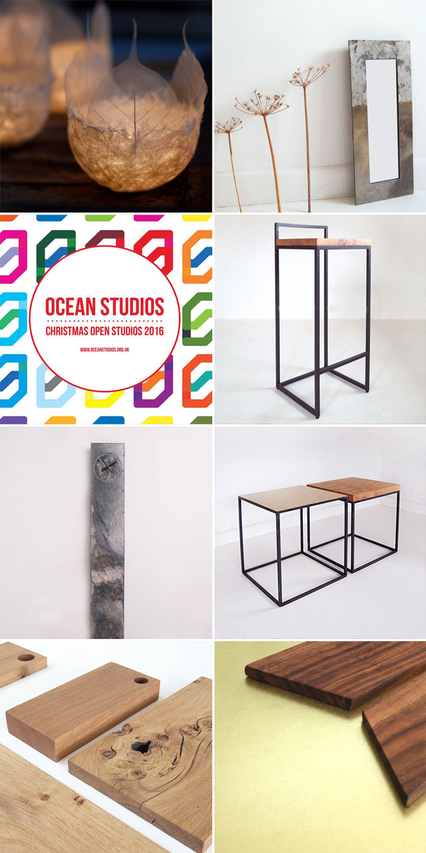 creative collective pop-up market at ocean studios