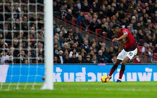Skor Akhir Pertandingan Tottenham Hotspur vs Manchester United 0-1