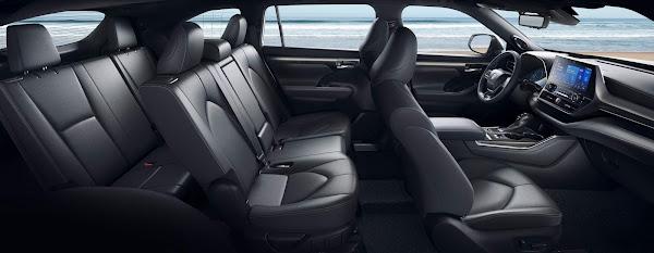 Toyota Crown Kluger chega à China para enfrentar o Tiguan L
