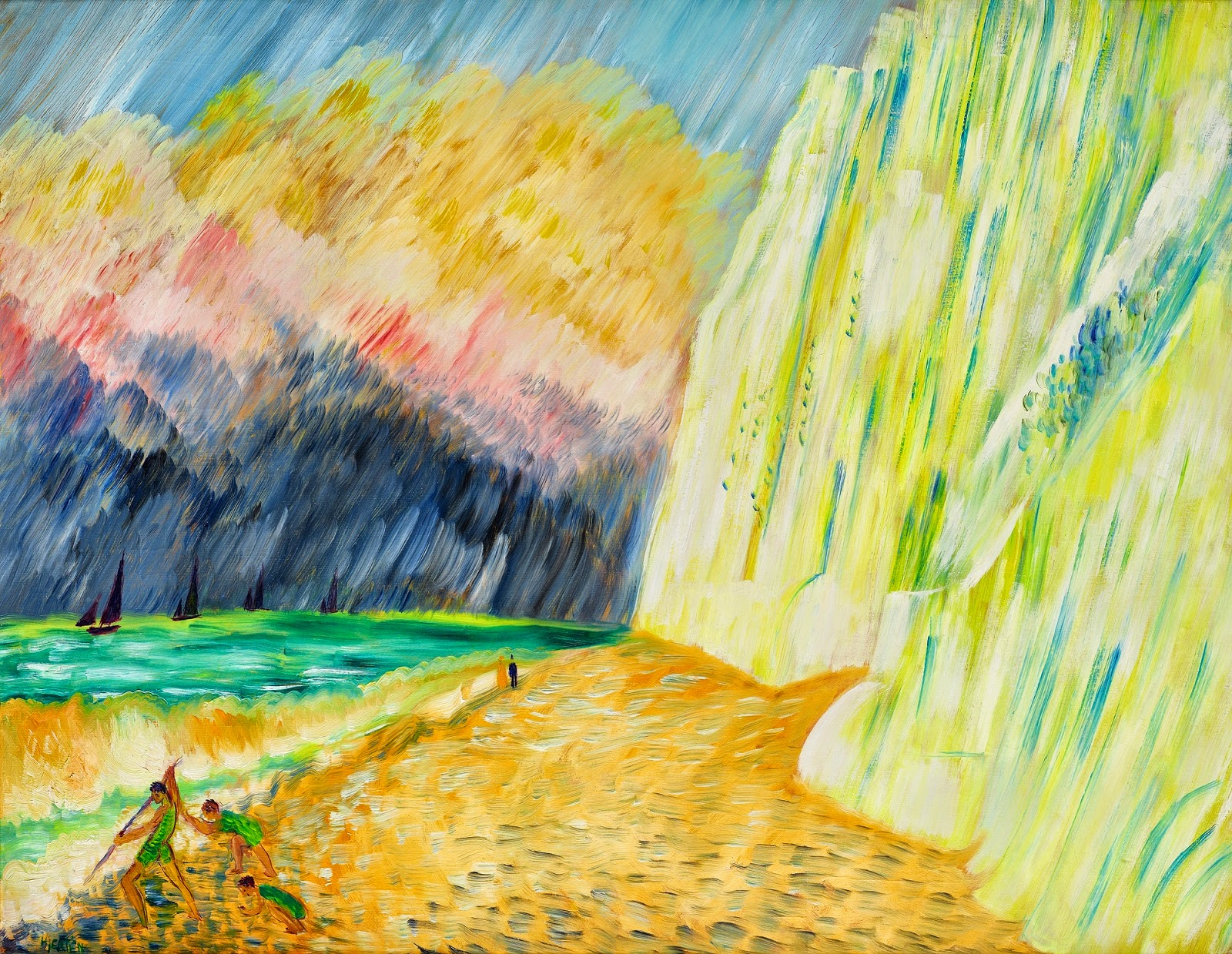 Картинки по запросу pinturas de sigrid hjerten