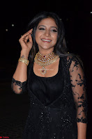 Sakshi Agarwal looks stunning in all black gown at 64th Jio Filmfare Awards South ~  Exclusive 041.JPG