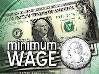 minimum wage graphic from Music 3.0 blog