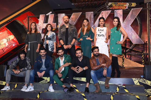Rohit Shetty Launches 'Khatron Ke Khiladi Season 8' Stills