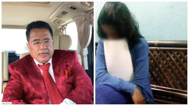 Skandal Maskapai, Bang Hotman Unggah Video Pengakuan Pramugari yang Ditiduri Bos