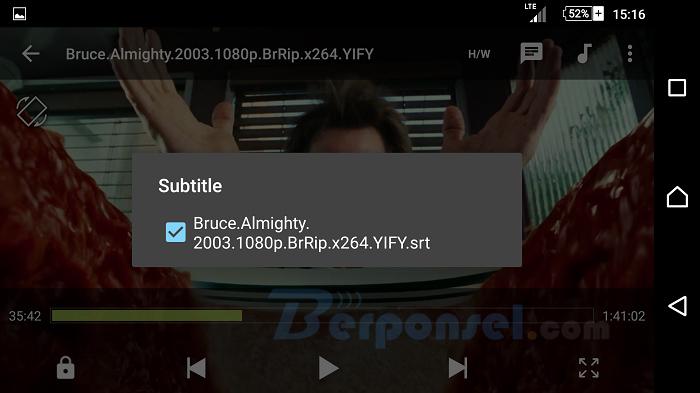 Cara Menampilkan Subtitle Film di Hp Android Terbaru